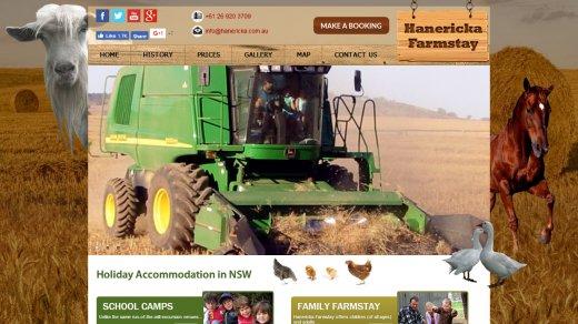 Hanericka Farmstay - Australia-featured