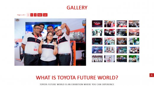 Toyota Future World