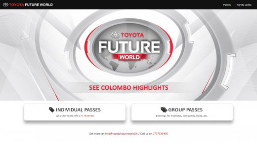 Toyota Future World-featured