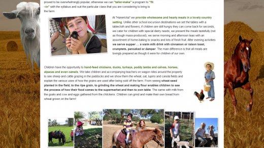 Hanericka Farmstay - Australia
