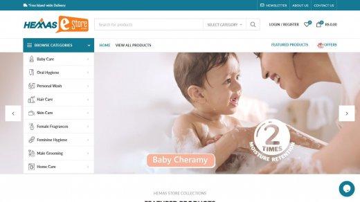 Hemas eStore-featured
